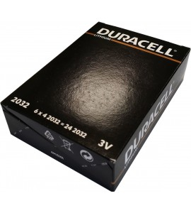 CR2032 Duracell