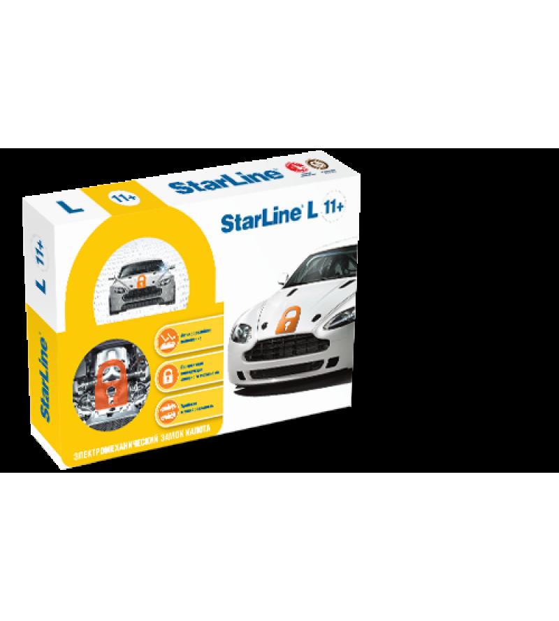 StarLine L11+ hood lock