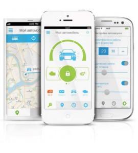 StarLine AS96 BT GSM GPS